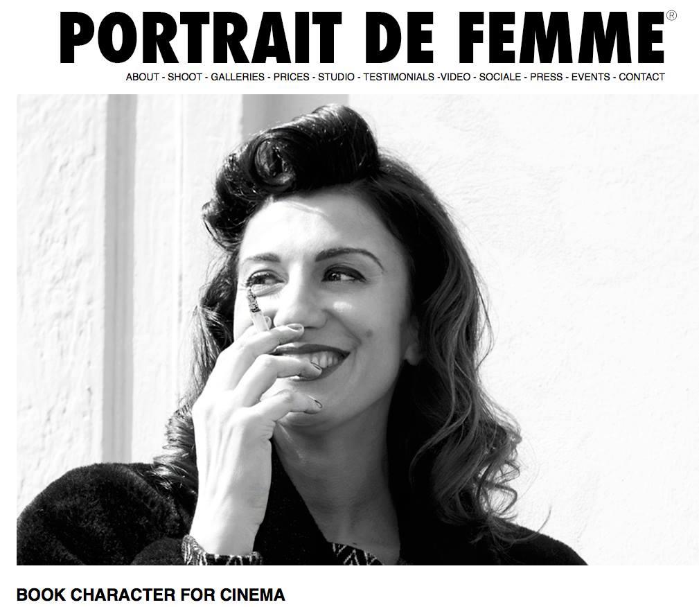 La disabilità in uno scatto: ecco le modelle di Portrait de Femme