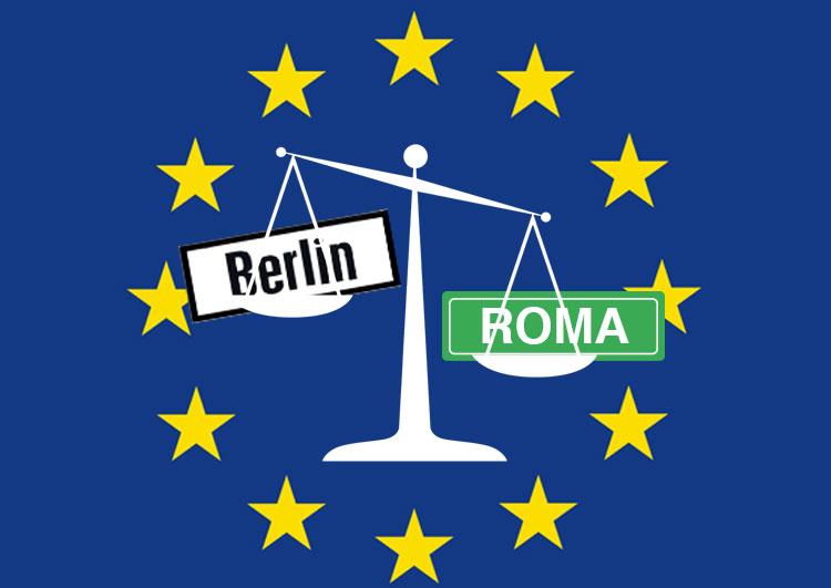 Berlino-Roma, l'Unione a due pesi e due misure