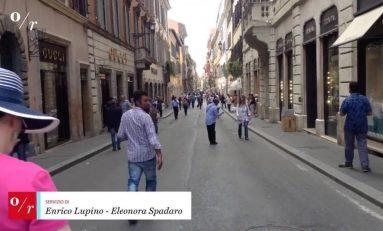 A Roma la destra è più sicura, le interviste di Ofcs prima del voto