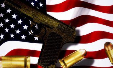 Armi, ogni giorno in Usa 87 persone uccise da una pistola
