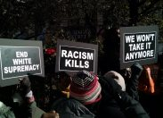 Usa, polizia violenta: vittima un americano su quattro