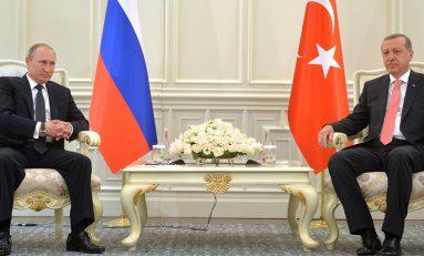 Erdogan e l'alleato Putin: l'avvicinamento tra Russia e Turchia