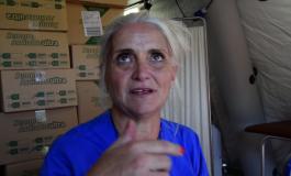 """Terremoto, psicologa da campo: """"Traumi come dopo una guerra"""""""