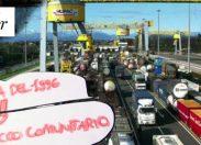 Autotrasporti, l'invasione dei camion stranieri: 600% in più di merci entrate con tir esteri