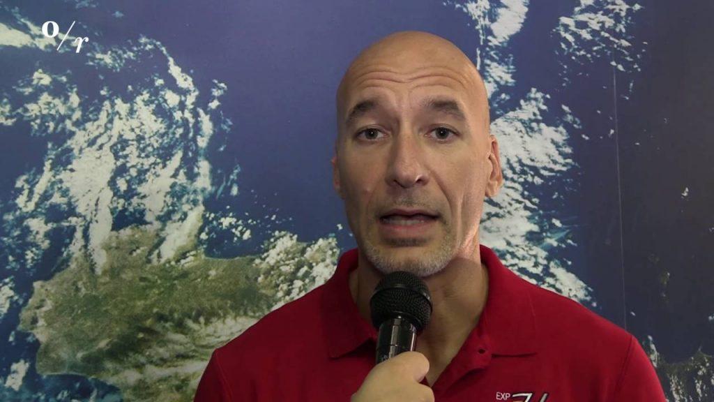 """Ofcs a spasso con le stelle. Intervista a Luca Parmitano: """"Non escludo un altro viaggio in orbita"""""""