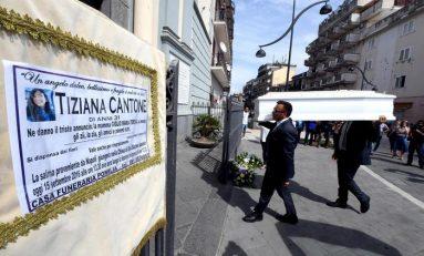 """Tiziana Cantone, l'esperto: """"È  la vergogna che uccide"""""""