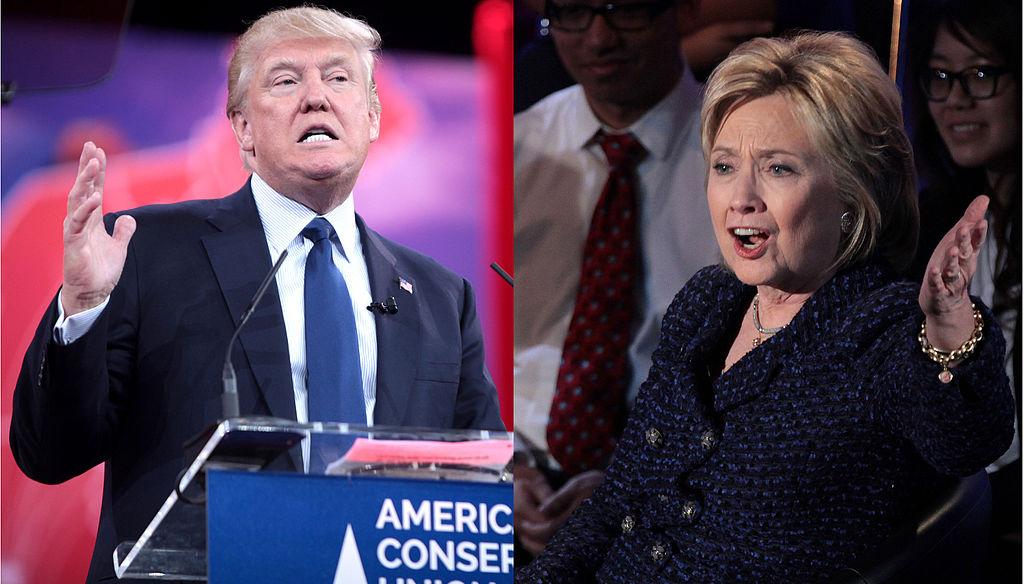 Elezioni Usa, Trump è ancora vivo e Clinton difende il suo vantaggio
