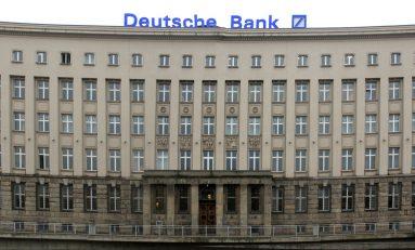 #OPINIONECONOMICA. Deutsche Bank a rischio crack: la Germania vuole salvarla con soldi pubblici