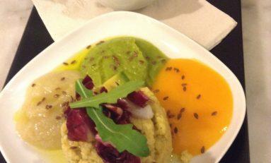 #veganamanontroppo. Galeotto fu il ristorante bio....