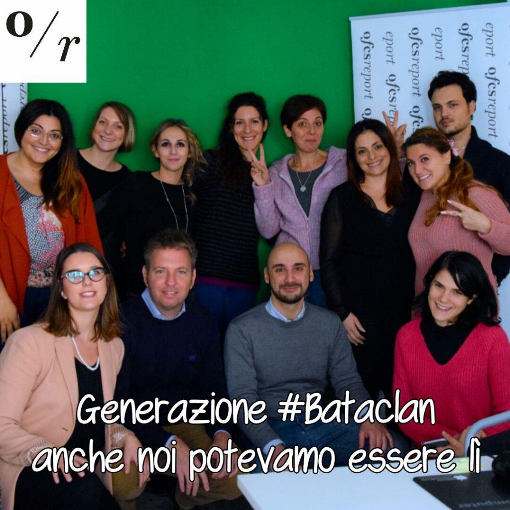 #Generazione Bataclan, potevamo esserci noi