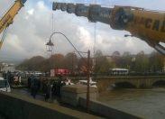 Maltempo, alluvione a Torino: il Po in piena/ FOTO