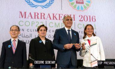Ambiente, in Marocco si conclude Cop22: nulla di fatto