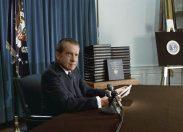 Elezioni Usa, Richard Nixon: il presidente del Watergate
