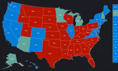Elezioni Usa, vince Trump: ecco i dati Stato per Stato