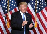 """Ambiente, Trump: """"Il riscaldamento globale non esiste"""""""