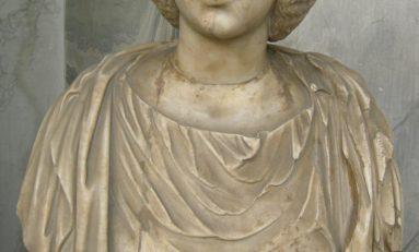 Opere d'arte, ritrovata una testa di marmo dell'imperatrice Giulia Domna