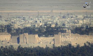 Siria, Palmira rischia di essere rasa al suolo
