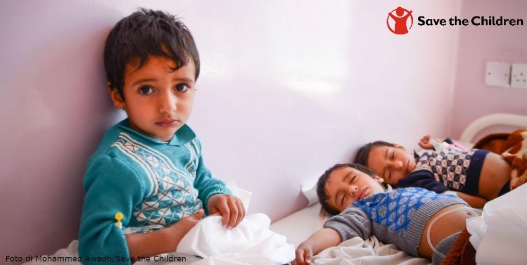 """Yemen, Save the Children: """"Due anni di guerra che non interessano a nessuno"""""""