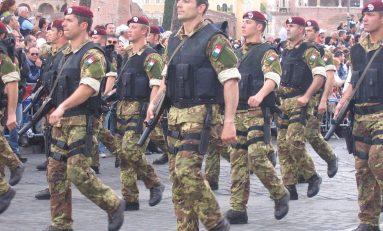 """Sicurezza urbana, Esercito: la nuova forza di Polizia """"occulta"""""""