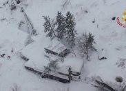 Terremoto, hotel Rigopiano: la notte drammatica dei soccorsi tra neve e buio