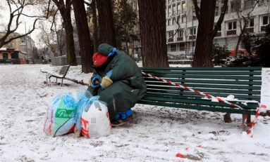 L'Italia nella morsa del gelo: i piani delle città per la sicurezza dei senzatetto