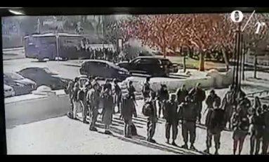 Gerusalemme, camion contro folla/VIDEO