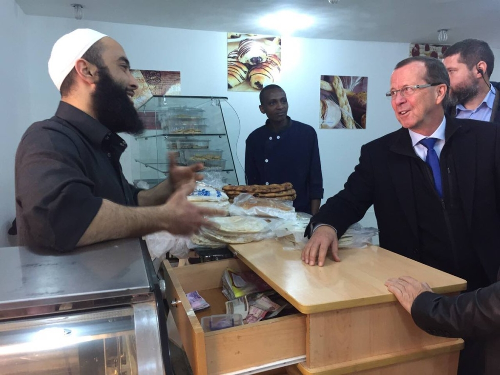 """Kobler: """"Close to a triple agreement in Libya"""""""