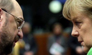 Merkel VS Schulz: le vere elezioni europee