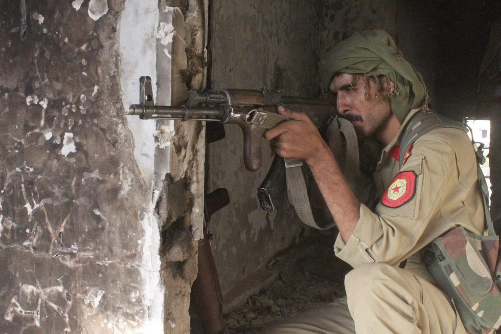 Siria, arrivano i marines per aprire la strada alle forze curde