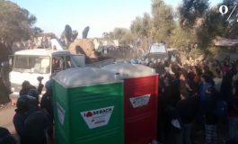 Gasdotto, disordini in Puglia: No Tap contro espropri terra e ulivi /VIDEO