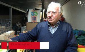 Ecco il pensionato che cucina per i senzatetto della Capitale/Video