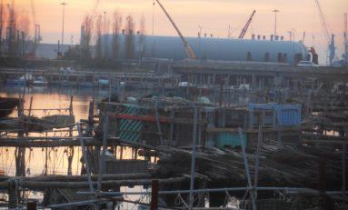 Ambiente, 9000 metri cubi di gas nella laguna a sud di Venezia
