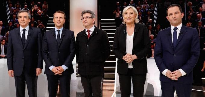 Francia, al via le prime elezioni presidenziali in un clima di terrore