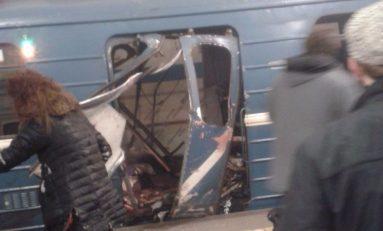 Russia, due esplosioni nella metro a San Pietroburgo: almeno 14 morti decine i feriti