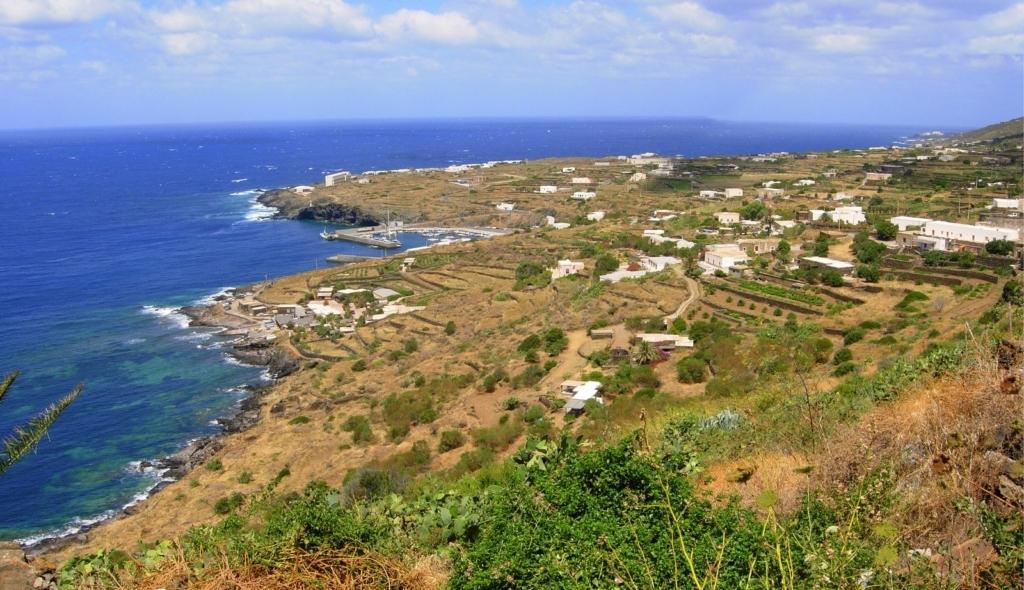 Pantelleria, piantare 10.000 alberi per far rinascere l'isola