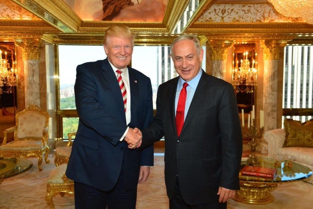 Israele, pieno supporto a Trump su attacco in Siria