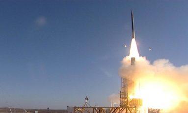 Israele presenta un nuovo sistema di difesa: ecco il David's Sling