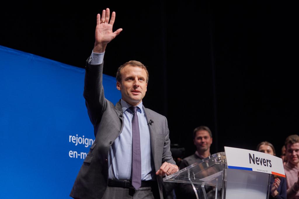 Macron il nuovo presidente ecco cosa significa per la for Ceo cosa significa