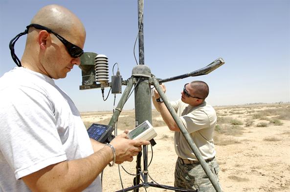 Combat Weather: il meteo diventa l'asso nella manica delle forze speciali