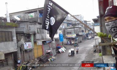 Terrorismo, la bandiera del Daesh sventola a Marawi