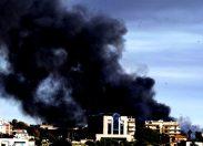 Nube di Pomezia, l'allarmismo tra il pericolo amianto e il disastro ambientale