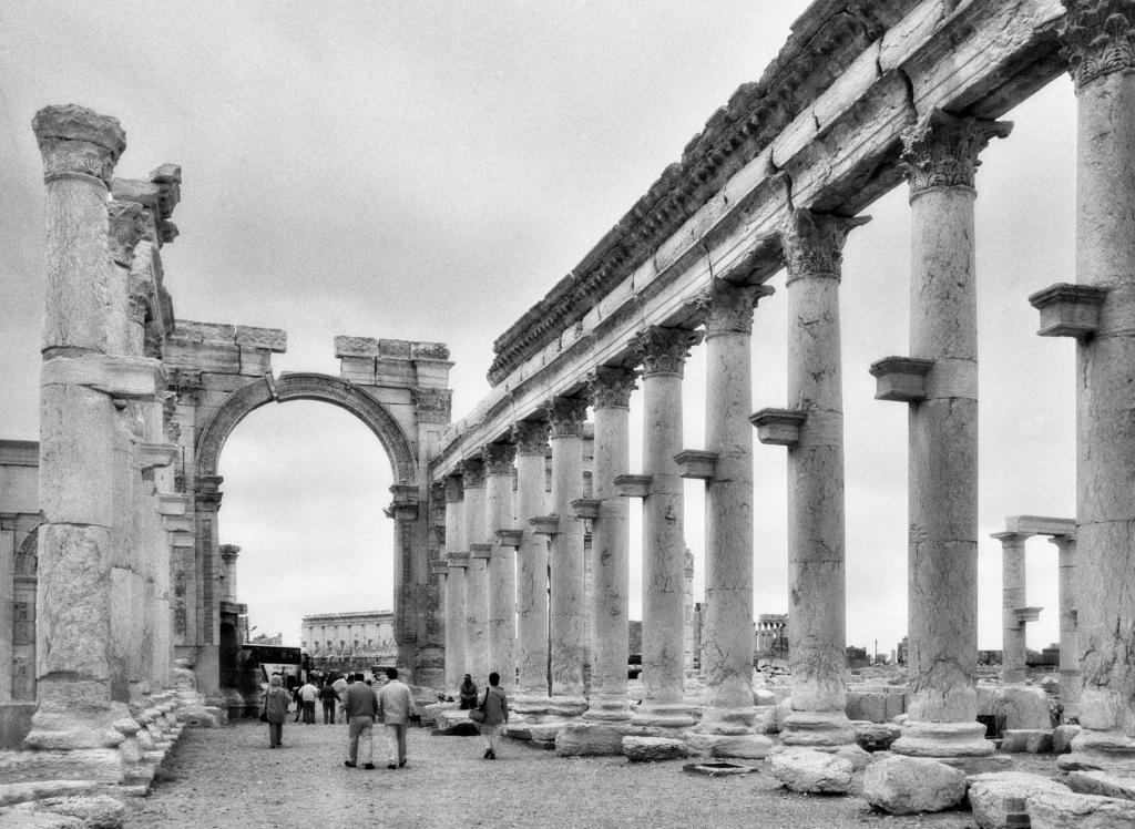 """Beni culturali, i """"Volti di Palmira"""" ad Aquileia: quando l'arte riconosce il patrimonio distrutto"""