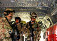 Ofcs in volo con l'aviazione: ecco come si addestrano i militari italiani