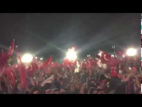 La notte di Ankara: il reportage a un anno dal tentato golpe /VIDEO