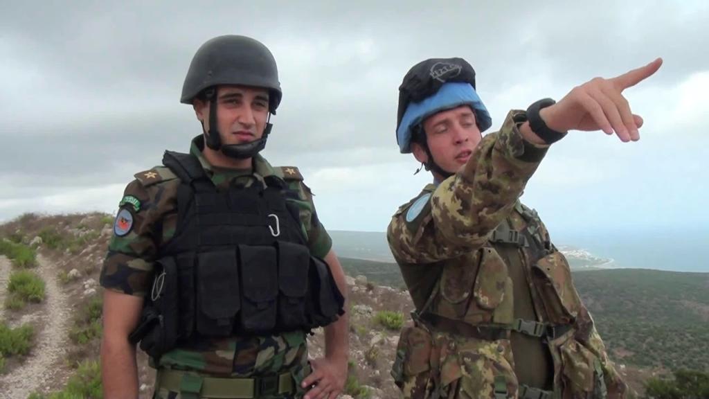 Libano, soldati italiani terminano corso addestramento per forze armate locali /VIDEO