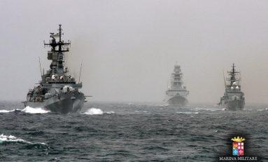 Marina militare, presentazione del calendario storico 2018