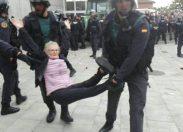 Catalogna, l'Europa in silenzio assiste al drammatico voto