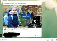 Terrore a Buckingham Palace, Isis minaccia di colpire il principino George a scuola