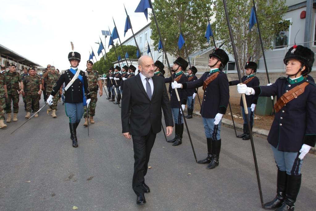 """Unifil, ministro Difesa libanese: """"Grazie a Italia per il suo contributo"""""""