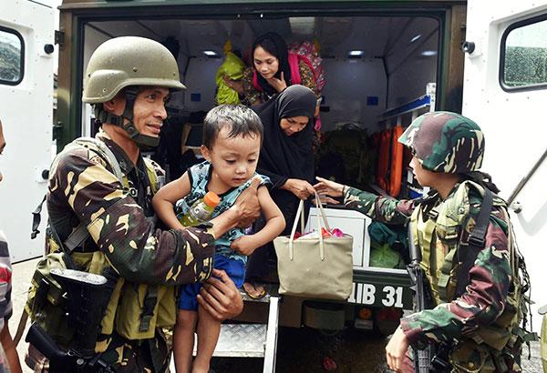 Filippine, la Russia con Duterte contro la guerriglia jihadista